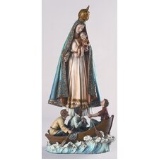 <strong>Roman, Inc.</strong> Caridad Del Cobre Virgin of Charity Figurine