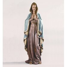 Praying Madonna Figurine