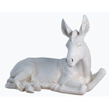 Nativity Donkey Figurine