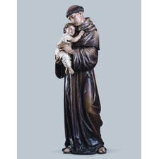 "36"" St. Anthony Figurine"