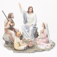 Sermon on the Mount Figurine
