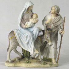 Flight to Egypt Figurine