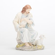 <strong>Roman, Inc.</strong> The Good Shepherd Figurine