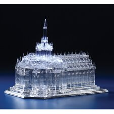 LED Acrylic Milan Cathedral Statue