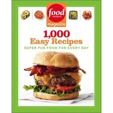 Food Network Magazine 1,000 Easy Recipes