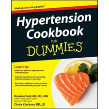 Hypertension Cookbook for Dummies