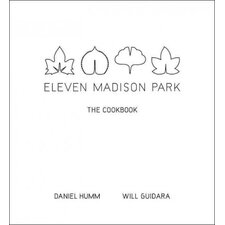 Eleven Madison Park; The Cookbook