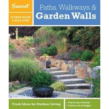 Paths, Walkways and Garden Walls