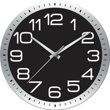 "Modern Home 22"" Large Wall Clock"