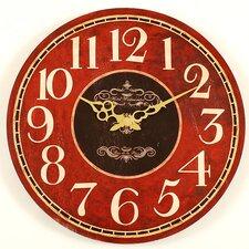 "Classic 16"" Wall Clock"