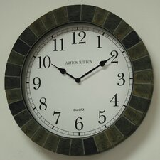 "Indoor/Outdoor 16"" Wall Clock"