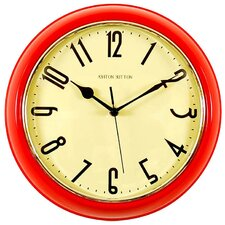 "Retrospective 10"" Wall Clock"