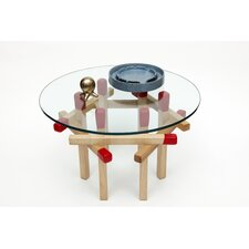 Hexagon Matchstick Table