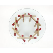 Octagonal Matchstick Table