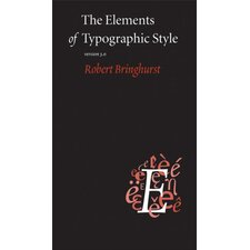 The Elements Of Typographic Style Version 3.1
