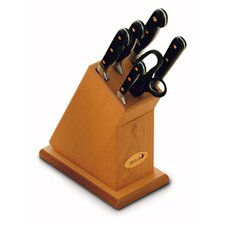Grand Chef 6 Piece Knife Block Set