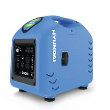 2800 Watt Portable Gasoline Inverter Generator