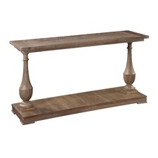 Hitchcock Console Table