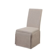 Skirted Parsons Chair (Set of 2)