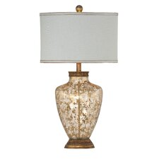 "Marlborough 28"" H Table Lamp with Drum Shade"