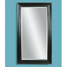 <strong>Bassett Mirror</strong> Kingston Leaner Mirror - Ebony