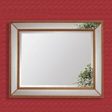 <strong>Bassett Mirror</strong> La Scala Wall Mirror - Antique Gold