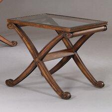 Wellington Rectangle End Table