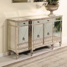 <strong>Bassett Mirror</strong> Borghese Mirrored Buffet/Server
