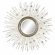 <strong>Bassett Mirror</strong> Marcello Wall Mirror - Silver