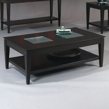 <strong>Bassett Mirror</strong> Mocchiato Rectangle Cocktail Table