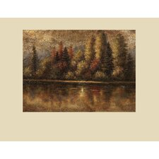 Lake Of Trees Wall Art