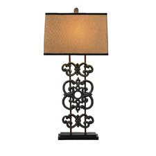 "Capistrano 36"" H Table Lamp with Drum Shade"