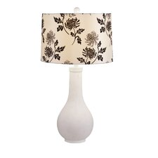 "Dover 30"" H Table Lamp with Drum Shade"