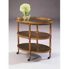 Tuscan Overtures End Table