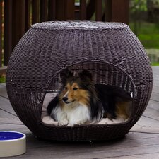 Indoor or Outdoor Igloo Dog Dome