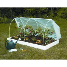 "Multi Season System 1' 6"" H x 2' W x 4' D Standard Mini Greenhouse"