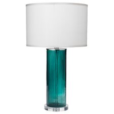 """Casino 27"""" H Table Lamp with Drum Shade"""