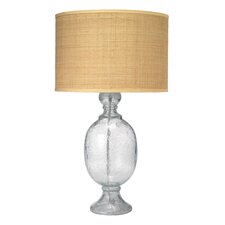 """Small Saint Charles 24"""" H Table Lamp with Drum Shade"""