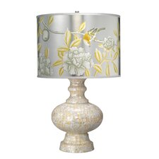 """Saint Croix 28.5"""" H Table Lamp With Drum Shade"""