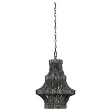 Camellia 1 Light Mini Chandelier