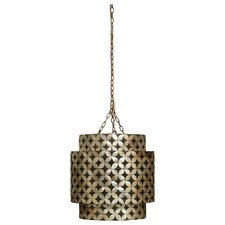 Paficif 1 Light Mini Chandelier