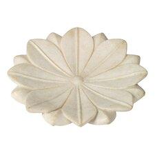 Lotus Marble Plate
