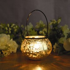 Champagne Glass Votive