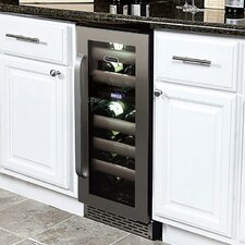 <strong>Whynter</strong> Elite 17 Bottle Dual Zone Built-in Wine Refrigerator