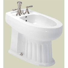 "Arlington 17""  Floor Mount Bidet"