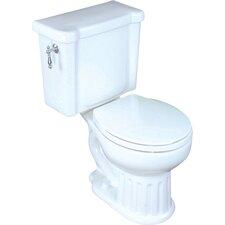 Bostonian Front 1.6 GPF Round Toilet