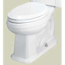 <strong>St Thomas Creations</strong> Chair-Height 1.28 GPF Elongated Toilet Bowl Only
