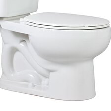 <strong>St Thomas Creations</strong> Impala Chair-Height 1.28 GPF Elongated Toilet Bowl Only