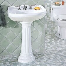 <strong>St Thomas Creations</strong> Arlington Grande Pedestal Bathroom Sink