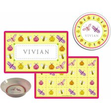 The Kids Tabletop Garden Party Place Setting (Set of 3)